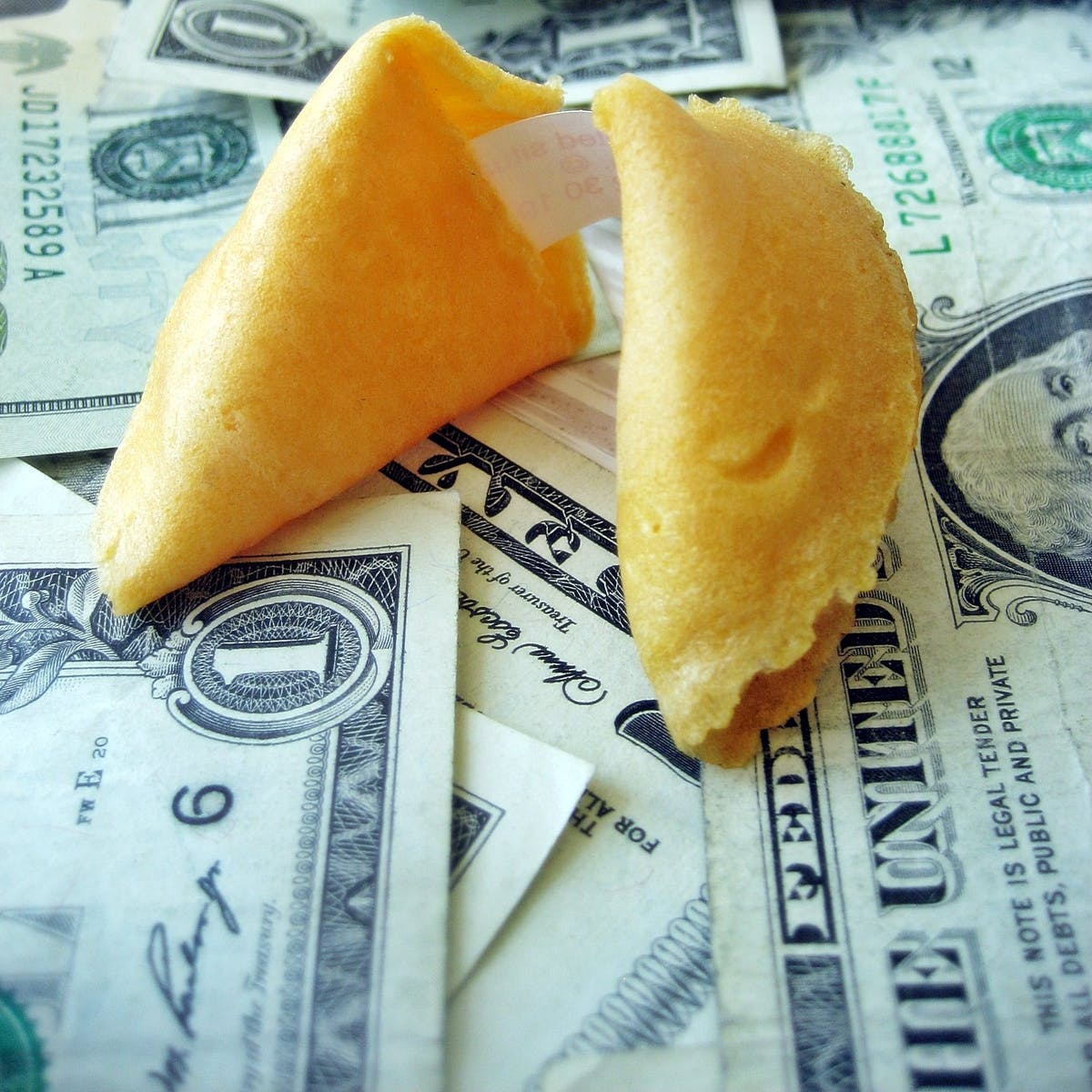 Fortune Cookie Numbers Are Actually Lucky, Says Shocking New