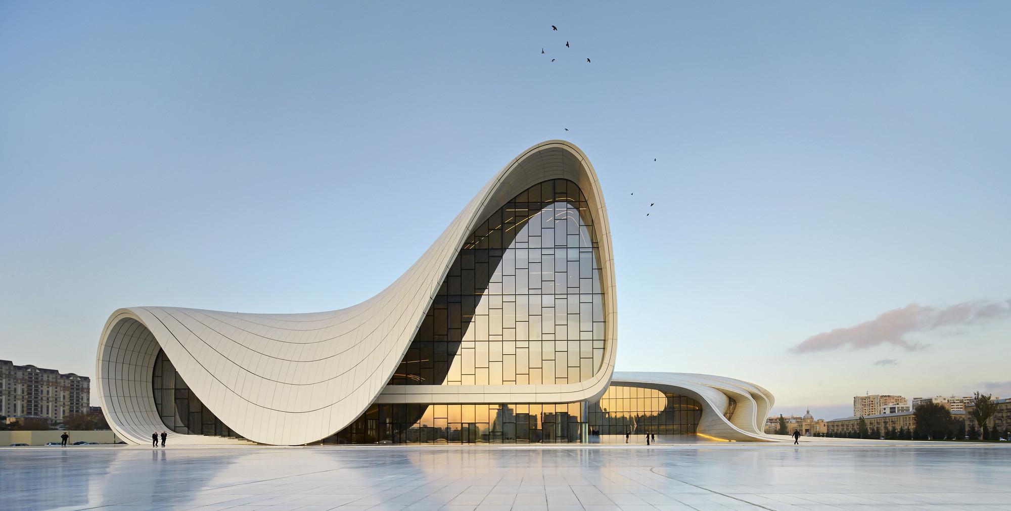 neo futuristic architect zaha hadid u0027s 10 most brilliant designs