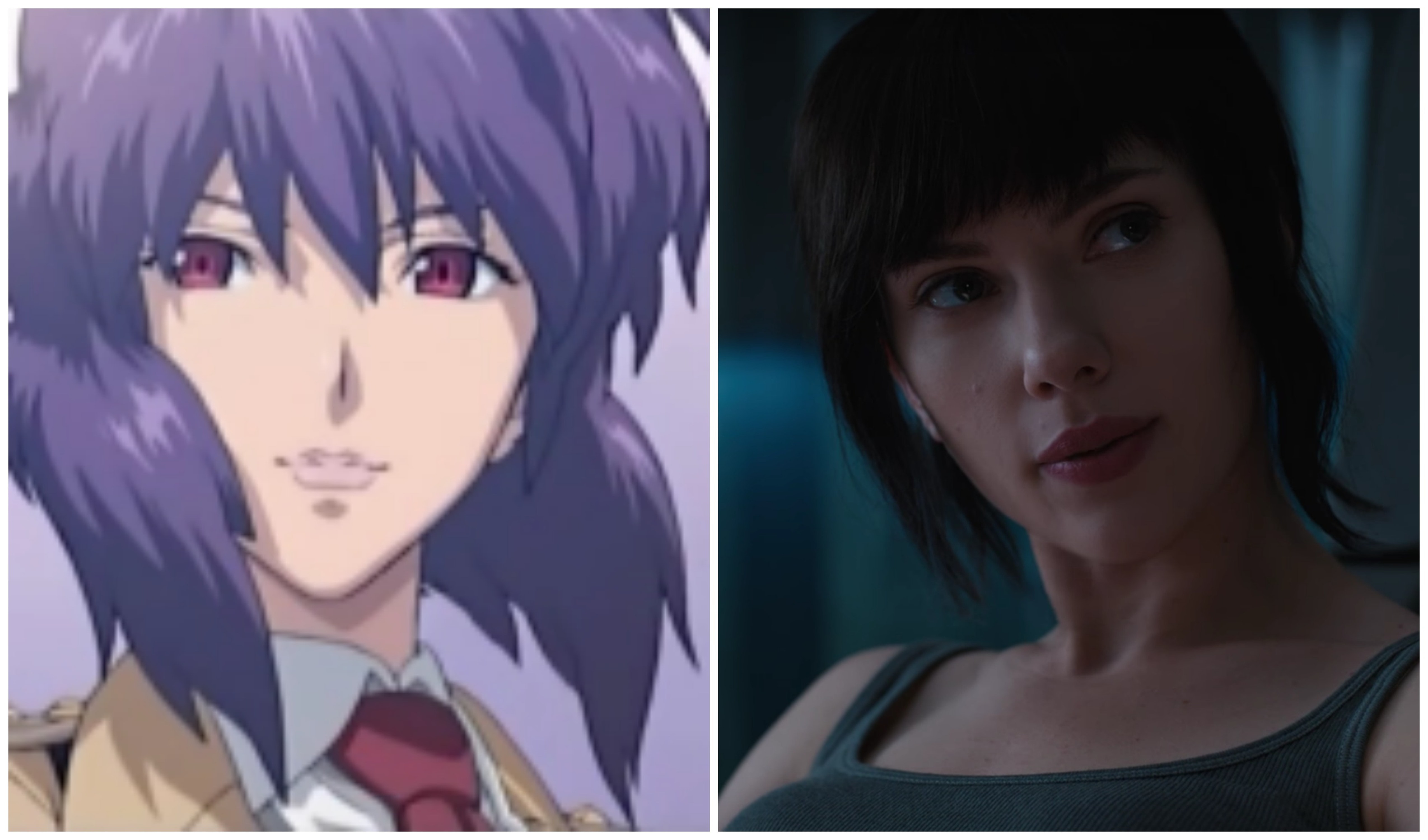 The manga vs. live-action Major.