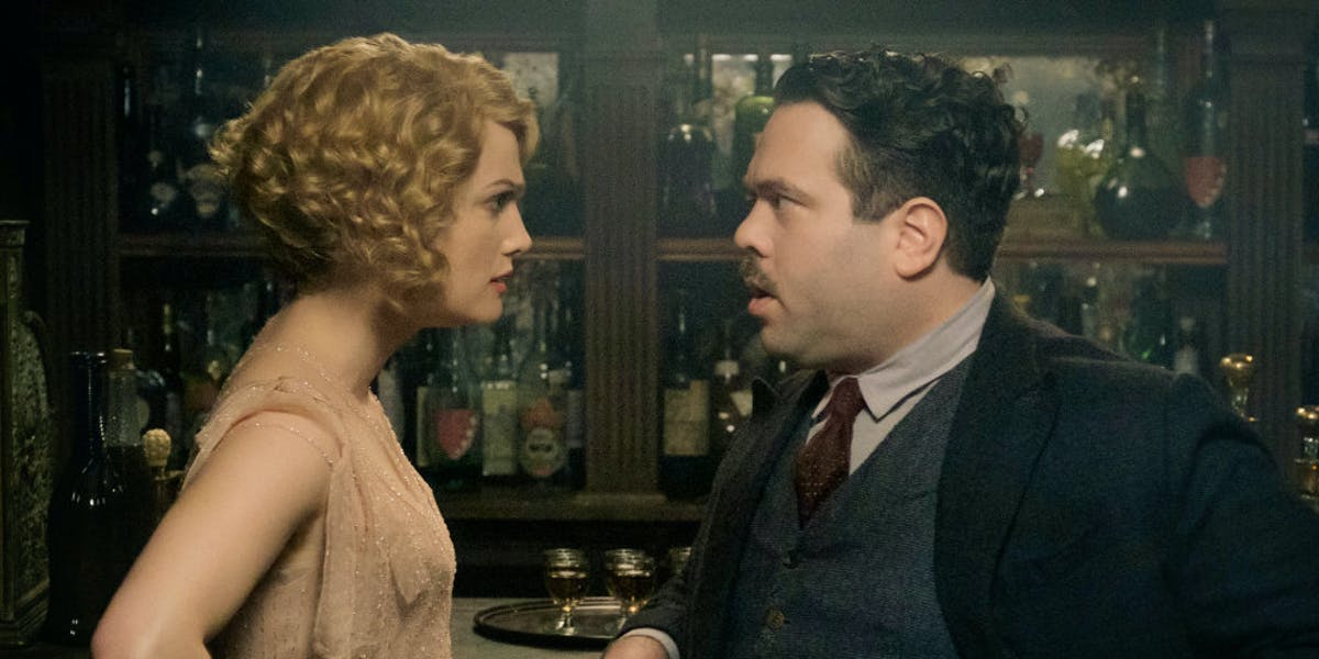 Queenie And Jacob Totally Had A Family After Fantastic