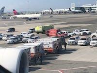 ambulances JFK airpor
