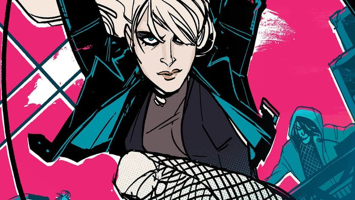 Black Canary, aka Dinah Lance, as she appears in DC's current solo run.