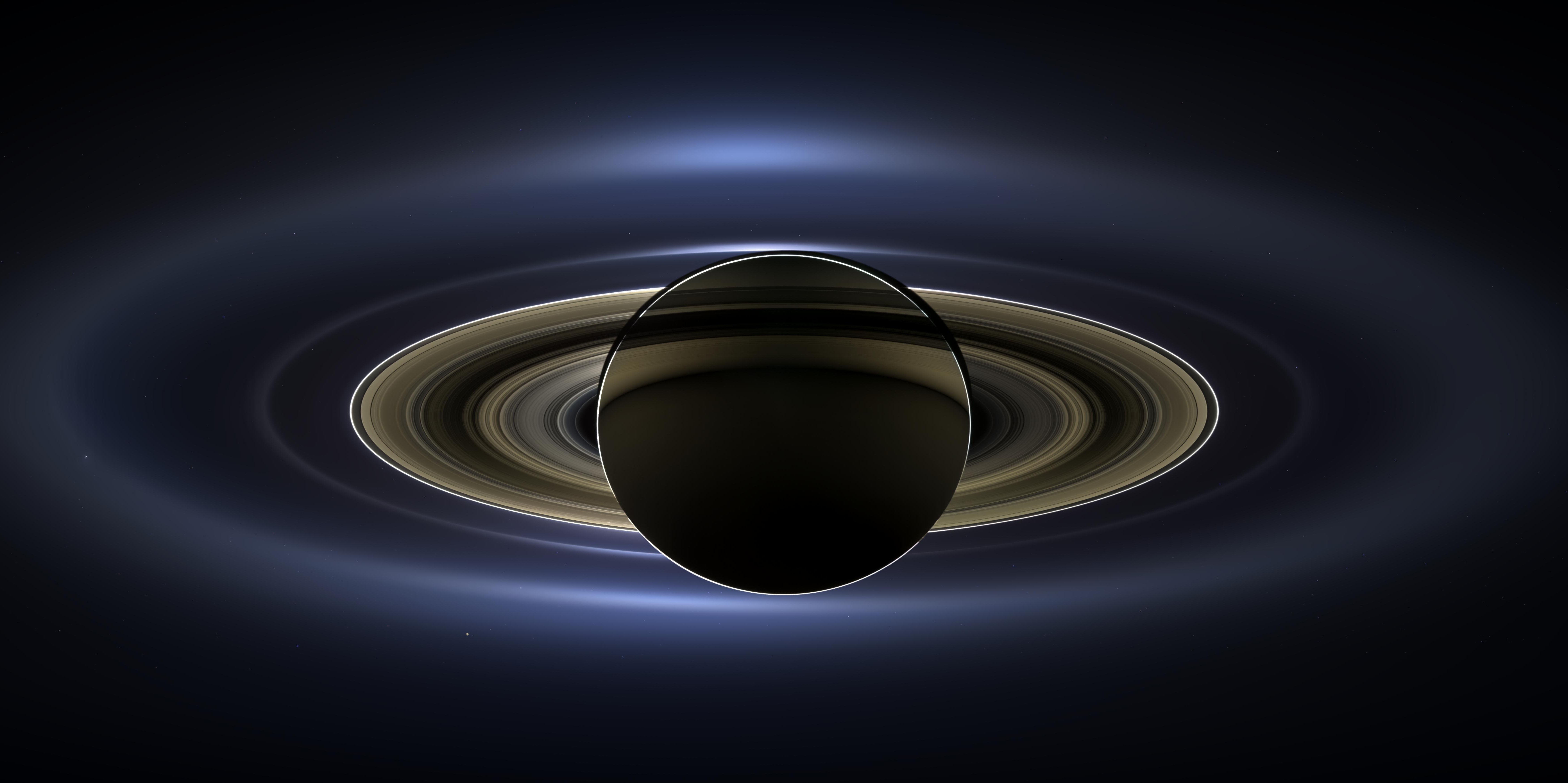Saturn, the planet currently hosting the Cassini spacecraft and where many of the more excitable among us believe there are definitely aliens.
