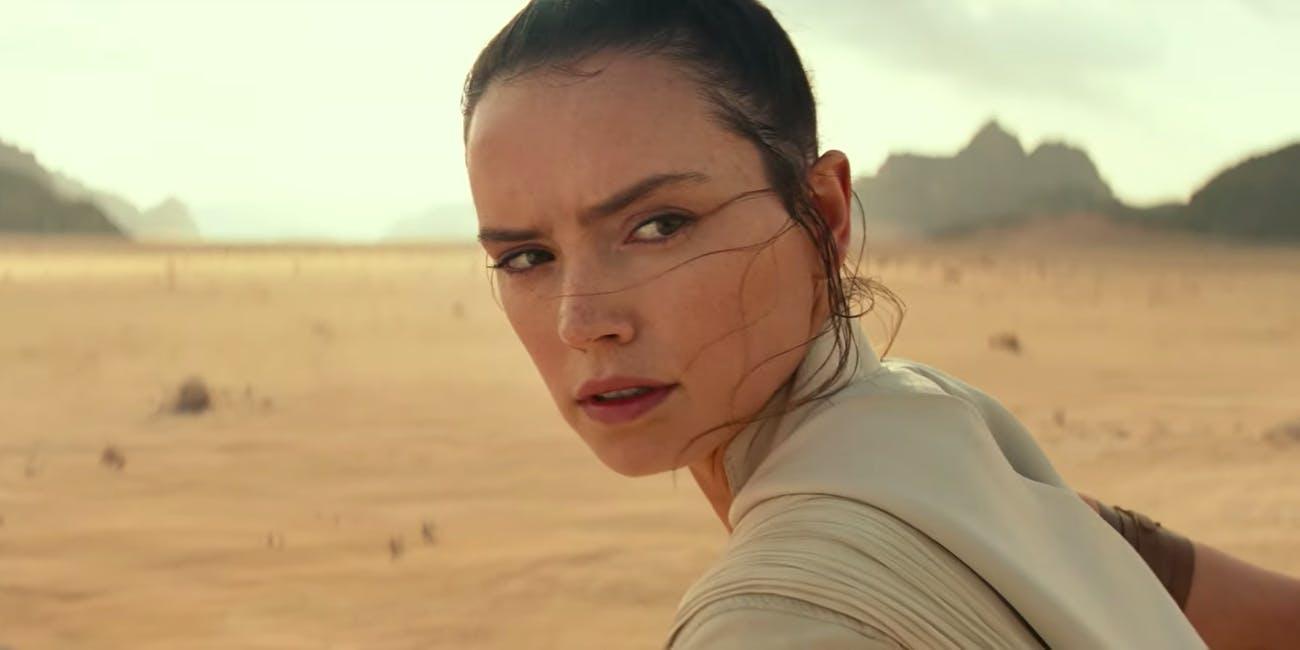 Αποτέλεσμα εικόνας για star wars skywalker RIDLEY