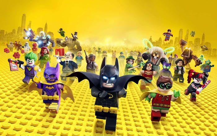 'The Lego Batman Movie' has a LOT of characters, but it brings in far more than just the DC Comics universe.