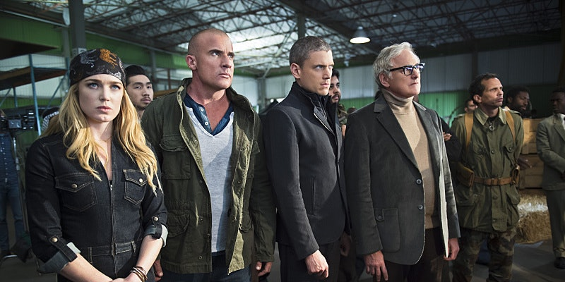 DC's 'Legends of Tomorrow'