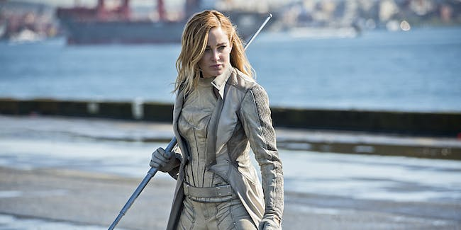 Sara Lance (Caity Lotz) in DC's 'Legends of Tomorrow'