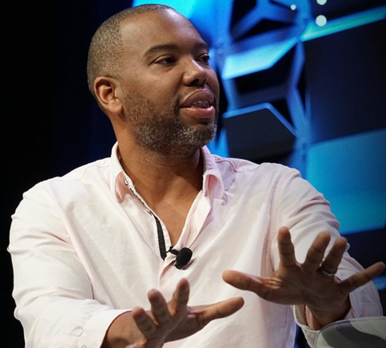 Ta-Nehisi Coates on March 10, 2018 at the South by Southwest festival in Austin, Texas.