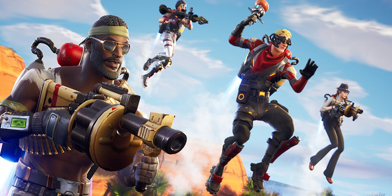 All manner of explosives will fly around in the newest LTM for 'Fortnite'.