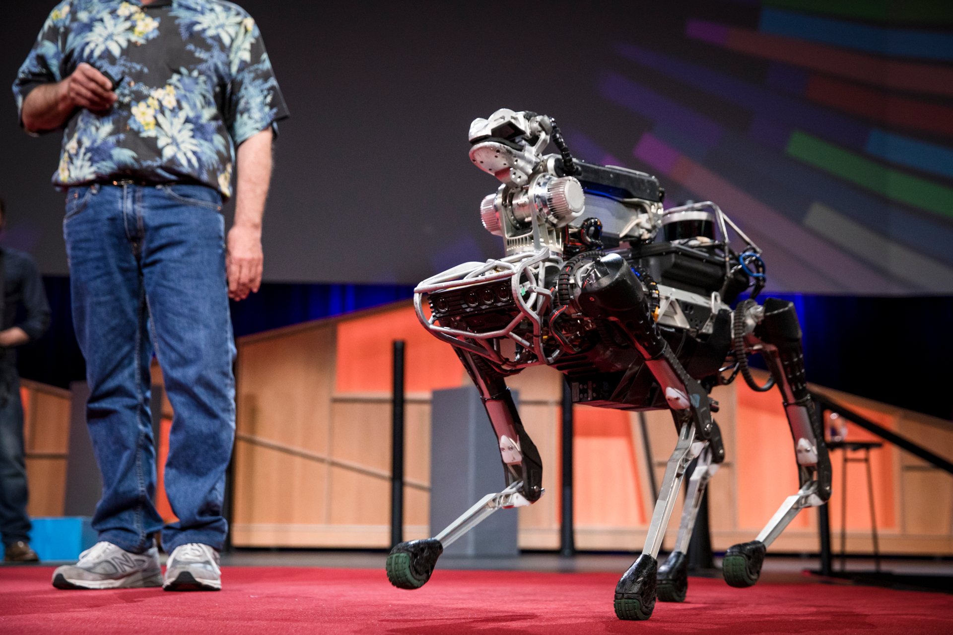 Mail Dog: Robotic Dog 'Spot' Could Deliver Your Next Package