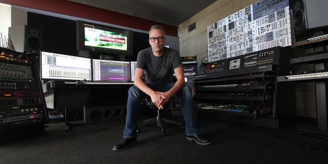 How Charlie Clouser Went From Nine Inch Nails to Scoring Chaos on ...