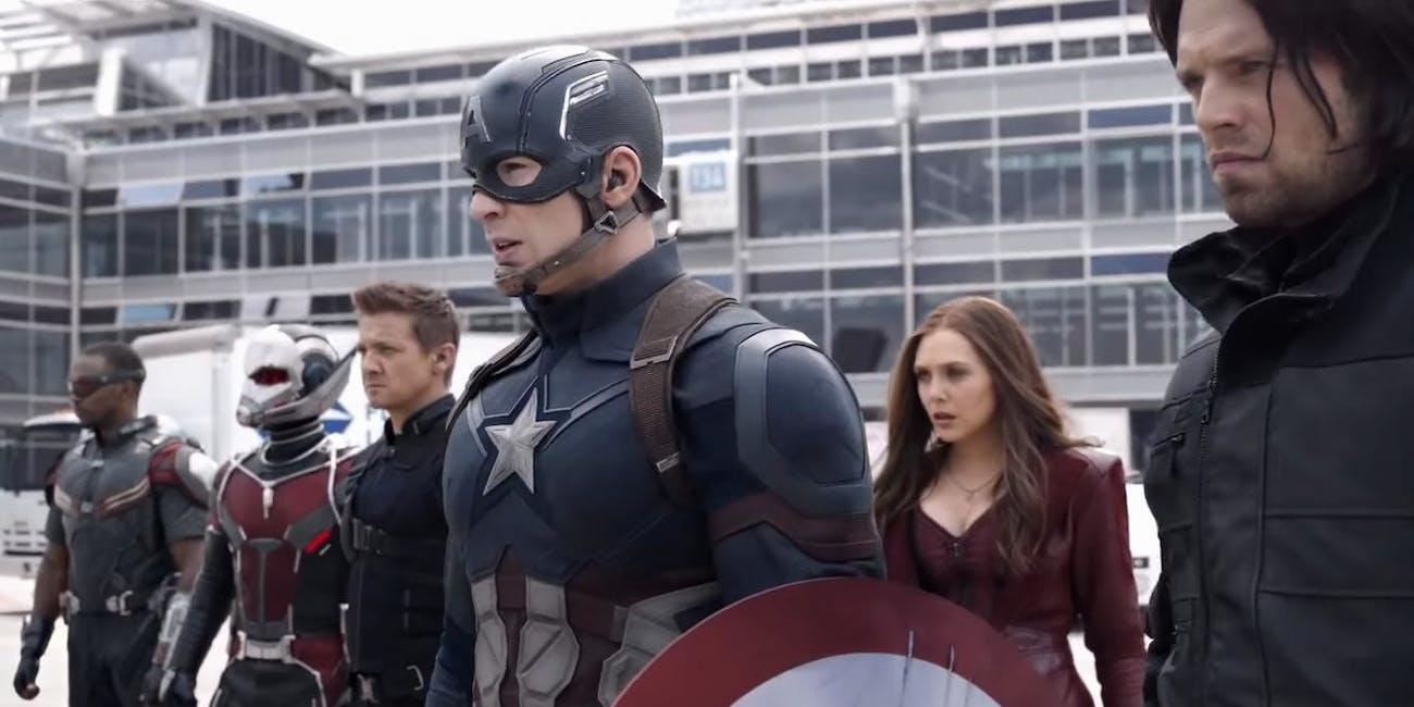 Captain America  Civil War  TV Spot Reveals Ant-Man s Secret Weapon  Giant- Man.