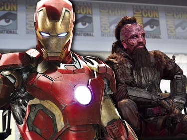 'Guardians of the Galaxy 2' Villain Might Be Iron Man's Fault
