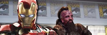 Taserface Guardians of the Galaxy Iron Man Avengers