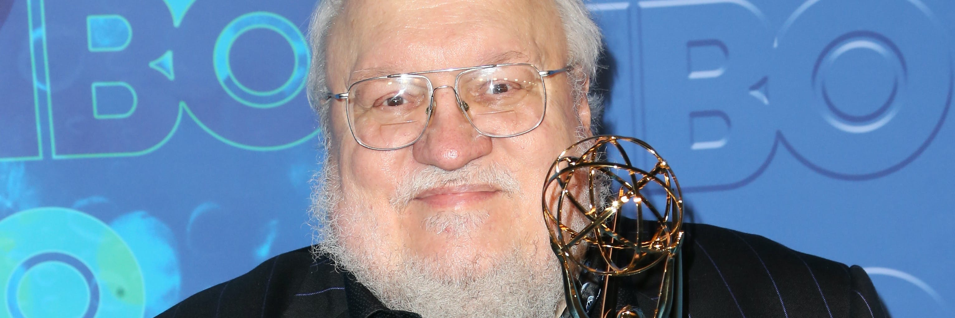 LOS ANGELES, CA - SEPTEMBER 18:  Author George R. R. Martin attends HBO's Official 2016 Emmy After Party at The Plaza at the Pacific Design Center on September 18, 2016 in Los Angeles, California.  (Photo by Frederick M. Brown/Getty Images)