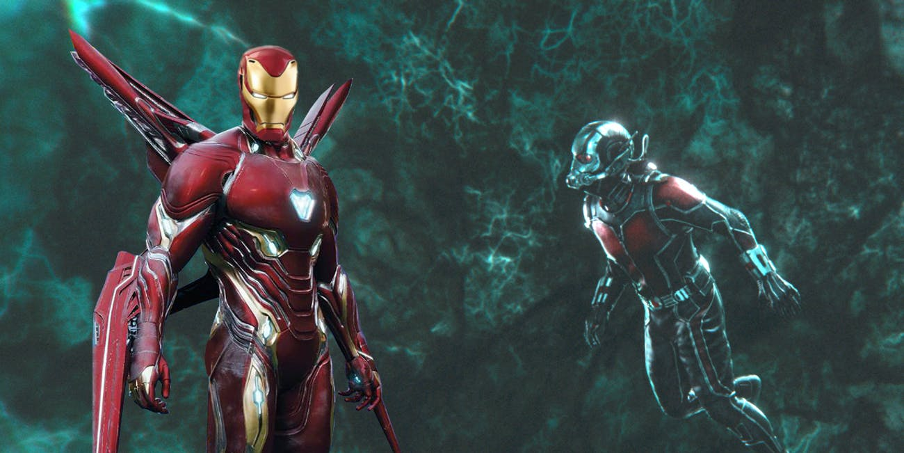 'Avengers 4' Quantum Realm