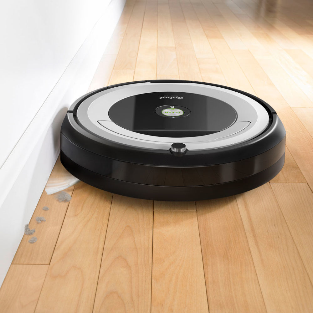 The New And Improved Robot Vacuum