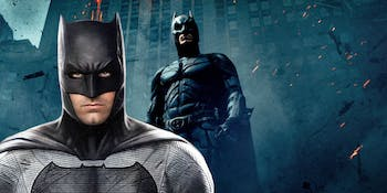 'Justice League' failed in a lot of ways, one of them being Batfleck's abridged version of Nolan's Batman.