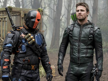 Arrow Season 6 Premiere Deathstroke