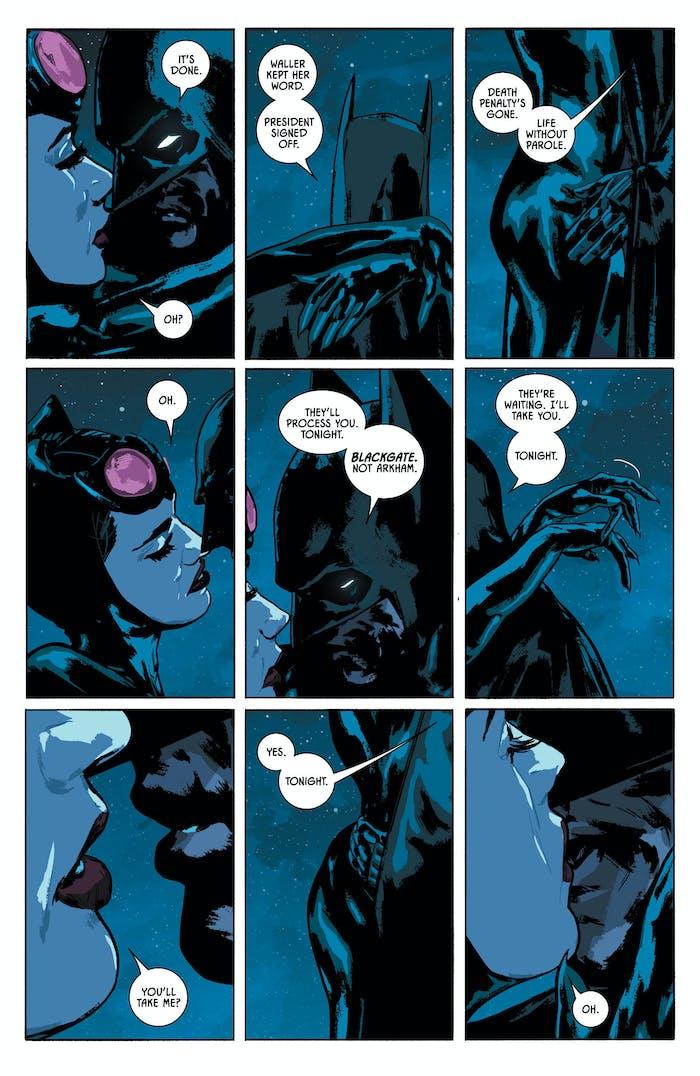 Batman #14 preview from DC Comics