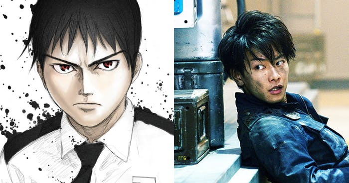 Kei Nagai, played by Takeru Sato, is the hero of 'Ajin.'