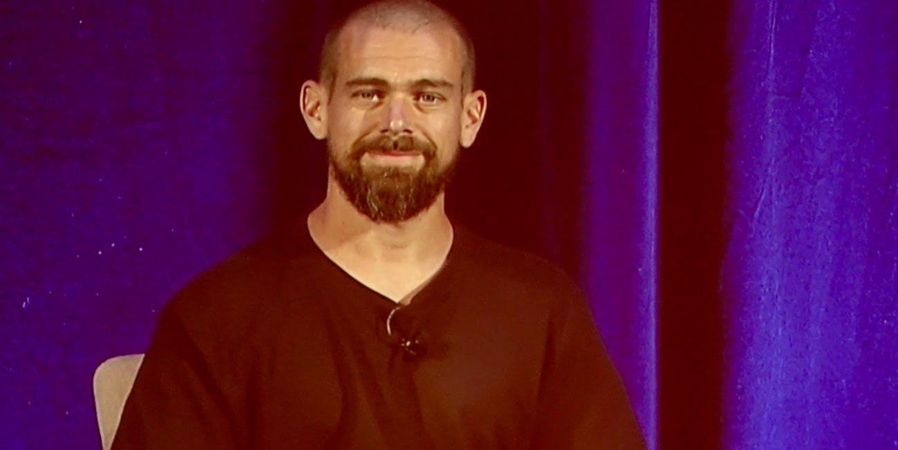 CEO Jack Dorsey Smiles, Twitter is not a Social Network