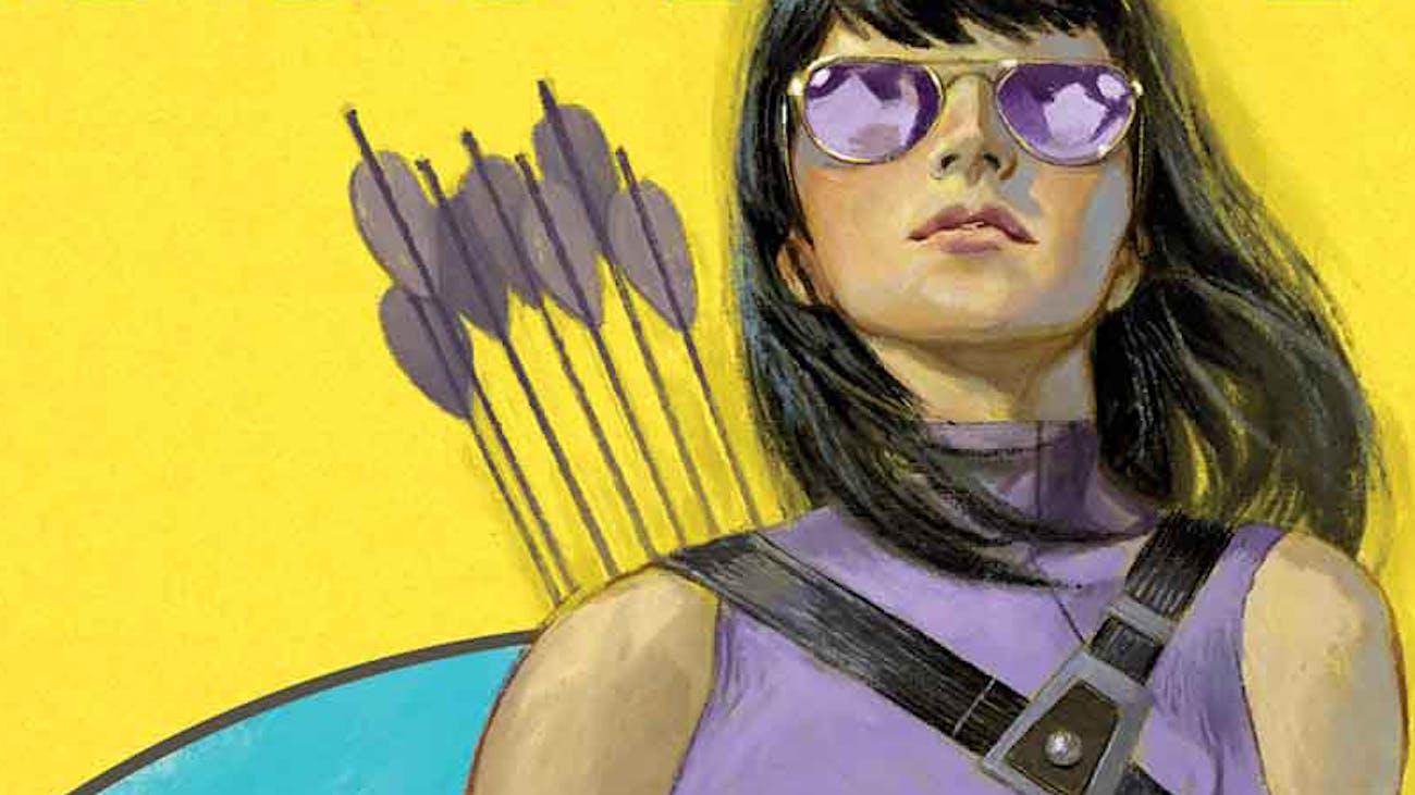 Marvel Comics Kate Bishop Hawkeye