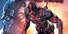 Rob Liefeld Parties Like It's 1991 in 'Deadpool: Bad Blood'