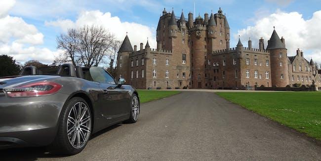 At Glamis Castle (1)