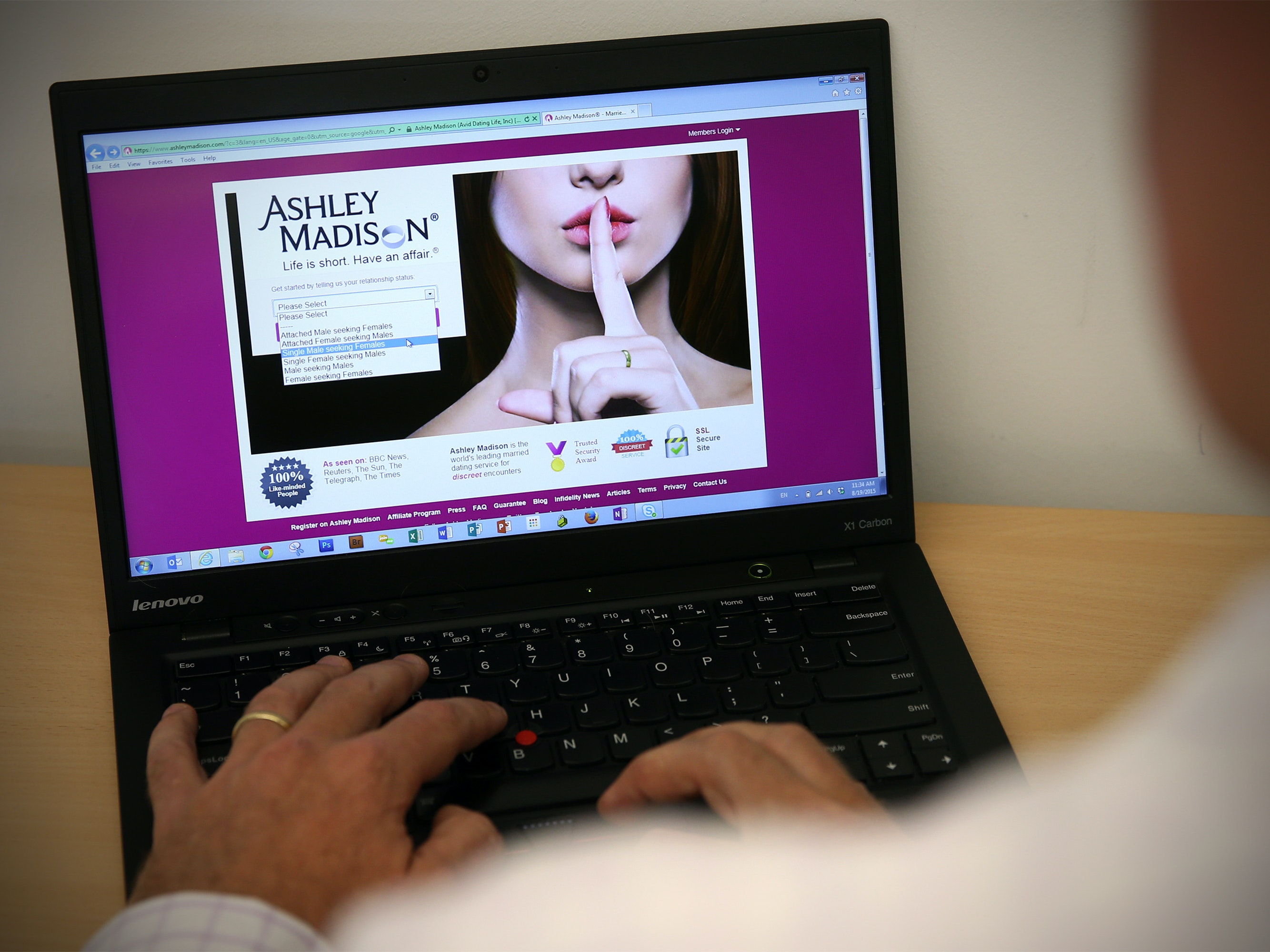 Ashley Madison Wants to Be for Kinks, But Is It?