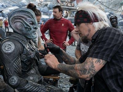 How 'Star Trek Beyond' Turned Idris Elba Into a Terrifying Alien