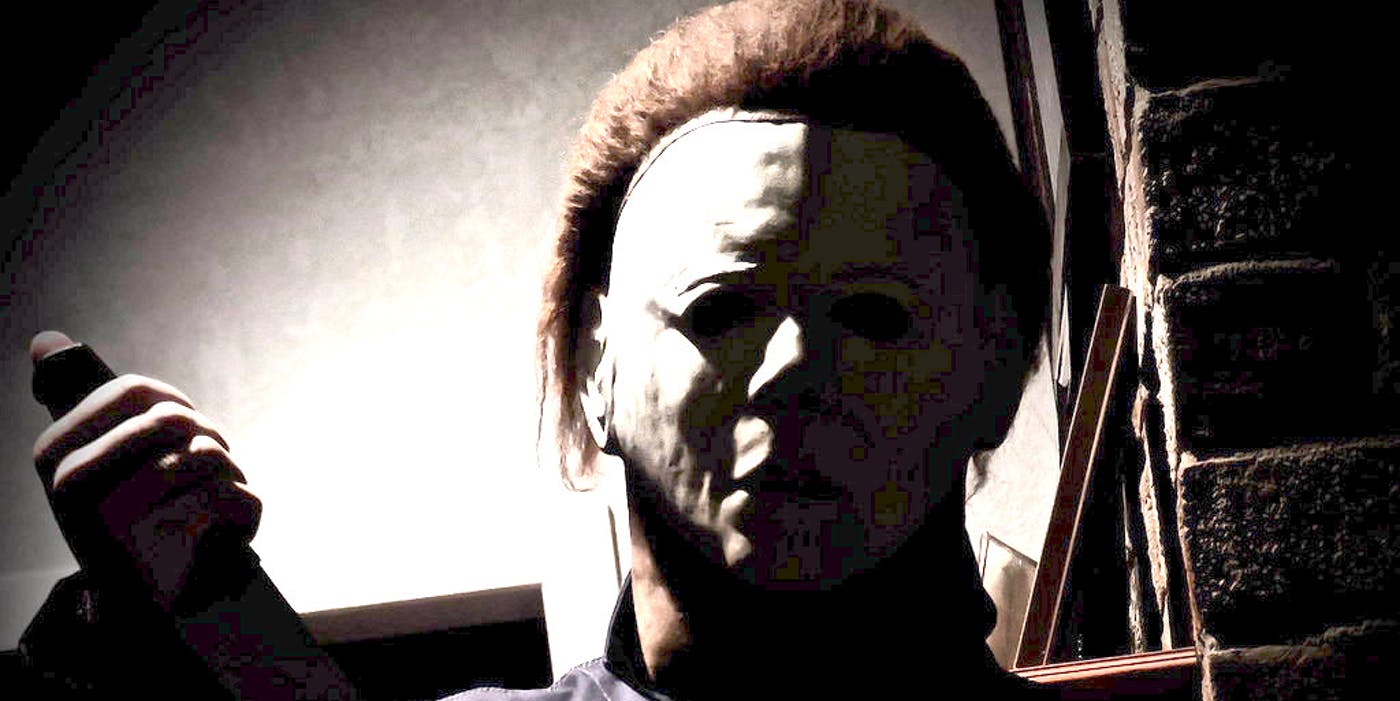 michael myers halloween costume mask