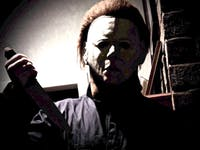 michael myers halloween costume mask