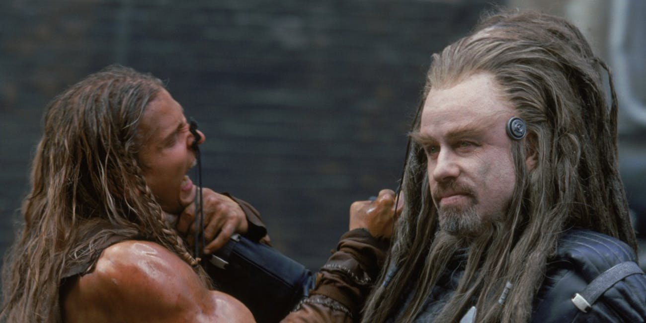 'Battlefield Earth' is so gloriously bad it's good.