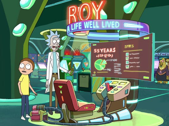 The 6 Squanchiest and Best 'Rick and Morty' Games