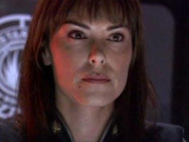'Battlestar Galactica' Resurrects Admiral Cain's Family