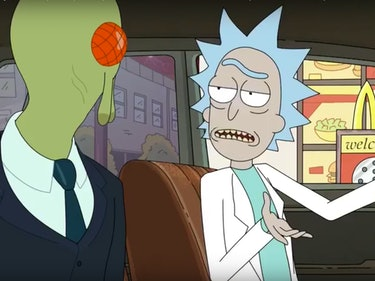 Everyone's Craving the Szechuan Sauce From 'Rick and Morty'