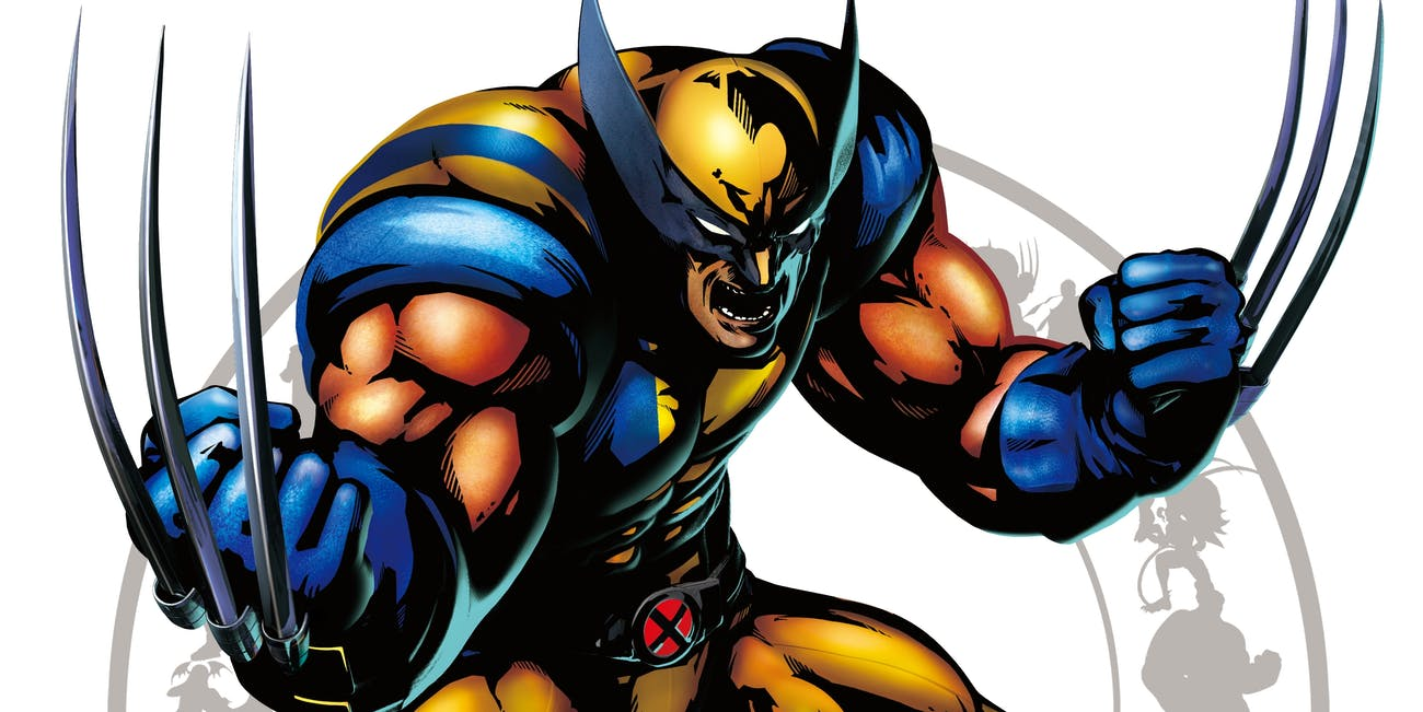 Wolverine Marvel vs Capcom 4 MvC4