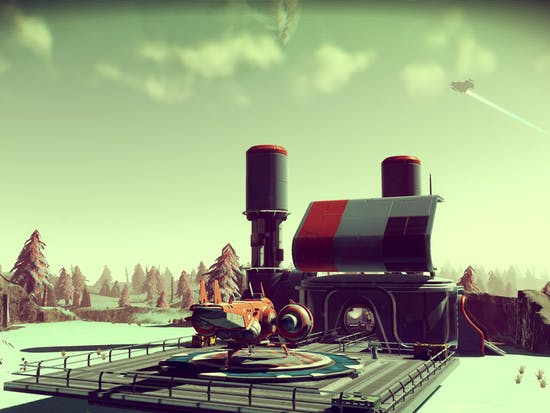 Making Money on the Fly in 'No Man's Sky'