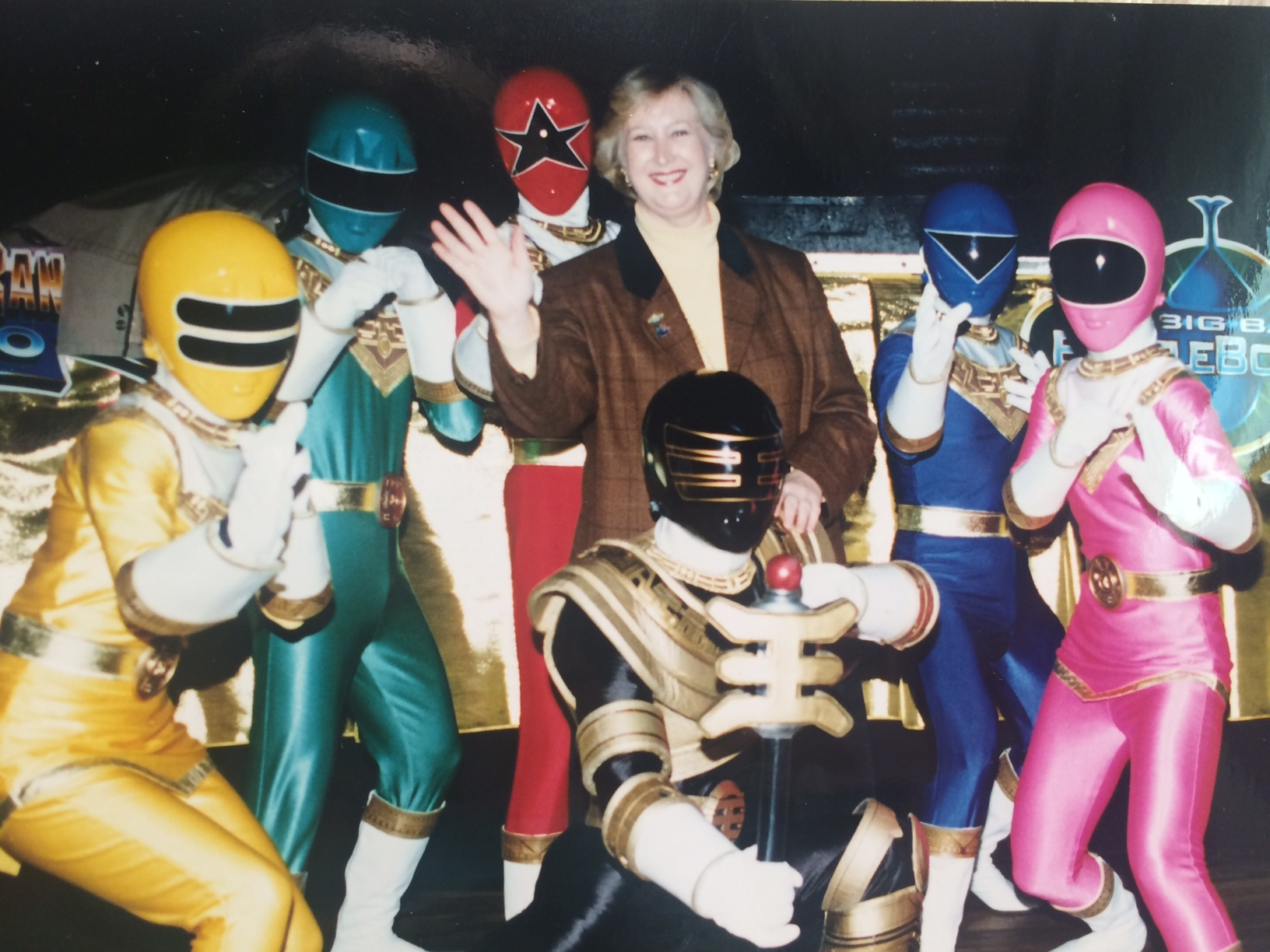4663732209138 How The Power Rangers Were Almost Marvel Superheroes