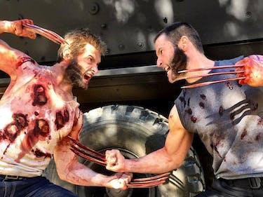 Hugh Jackman Talks About Playing Secret 'Logan' Villain X-24