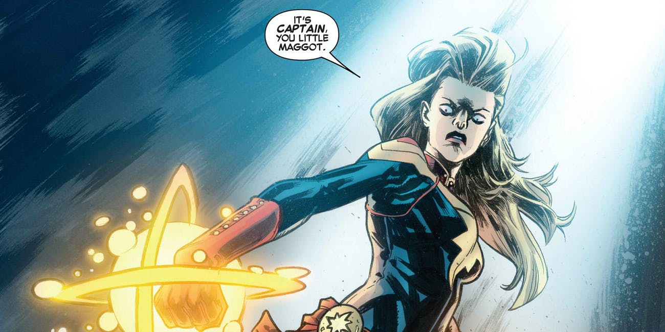 captain marvel' will bring conservative values to the mcu | inverse