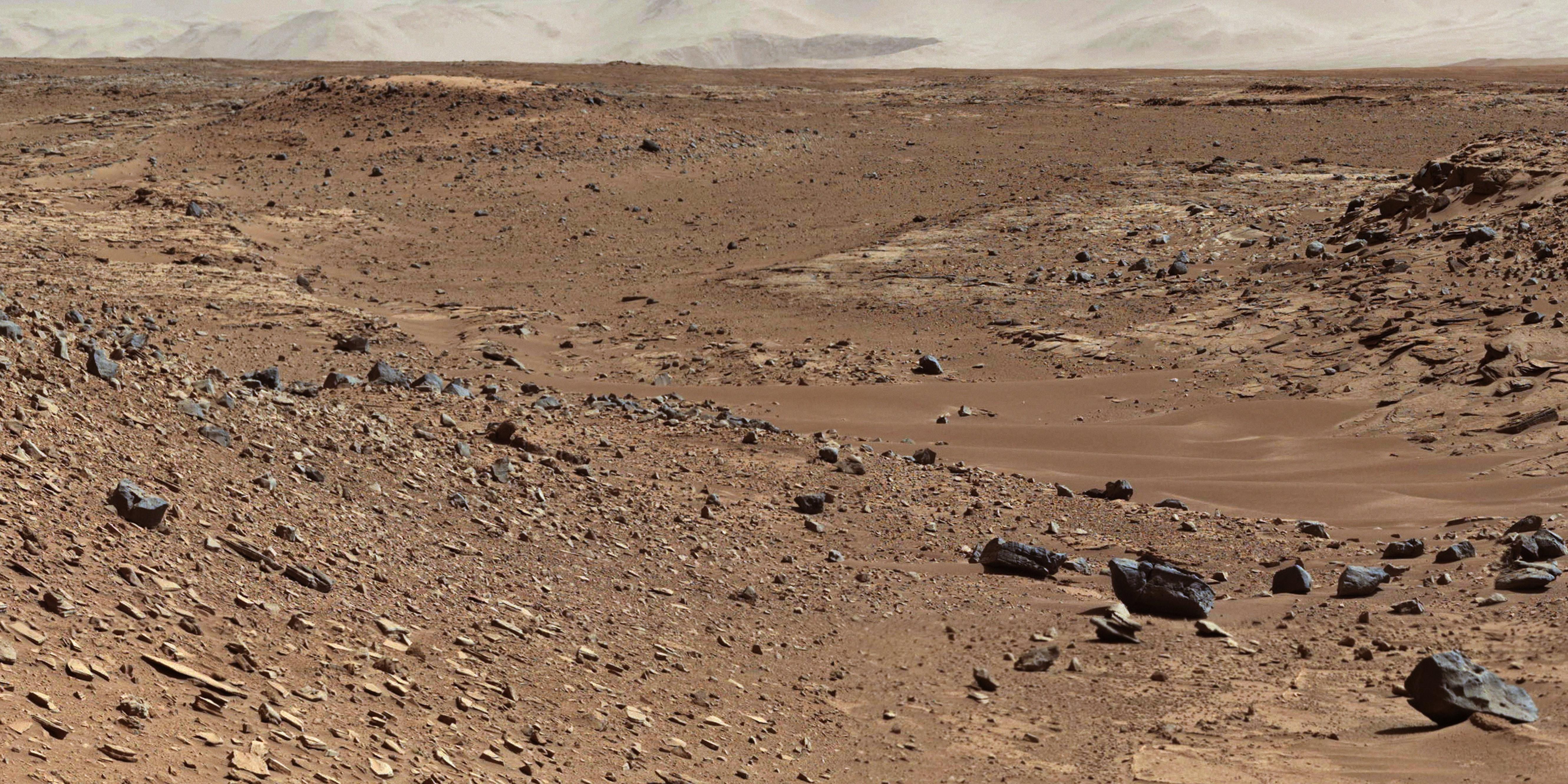 """NASA Chief Says """"Mars Does Matter"""" During State of NASA ..."""