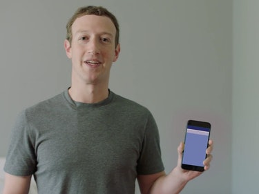 Mark Zuckerberg Got Morgan Freeman to be the Voice of His A.I.