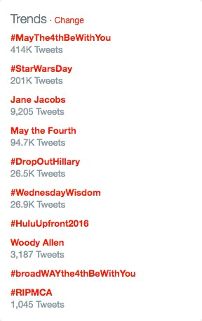 Star Wars Day Has Now pletely Overshadowed the Kent State