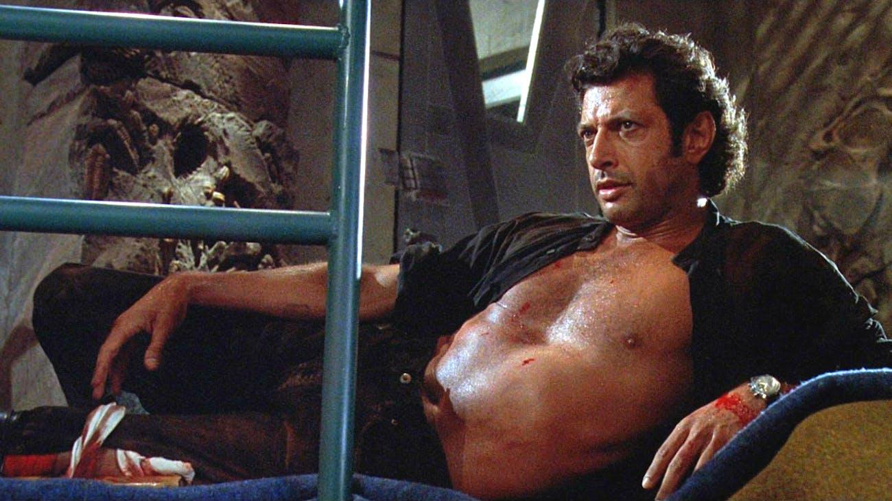Sexy Jeff Goldblum
