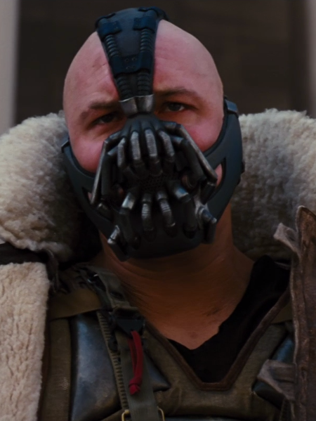 Batman The Dark Knight Rises Bane