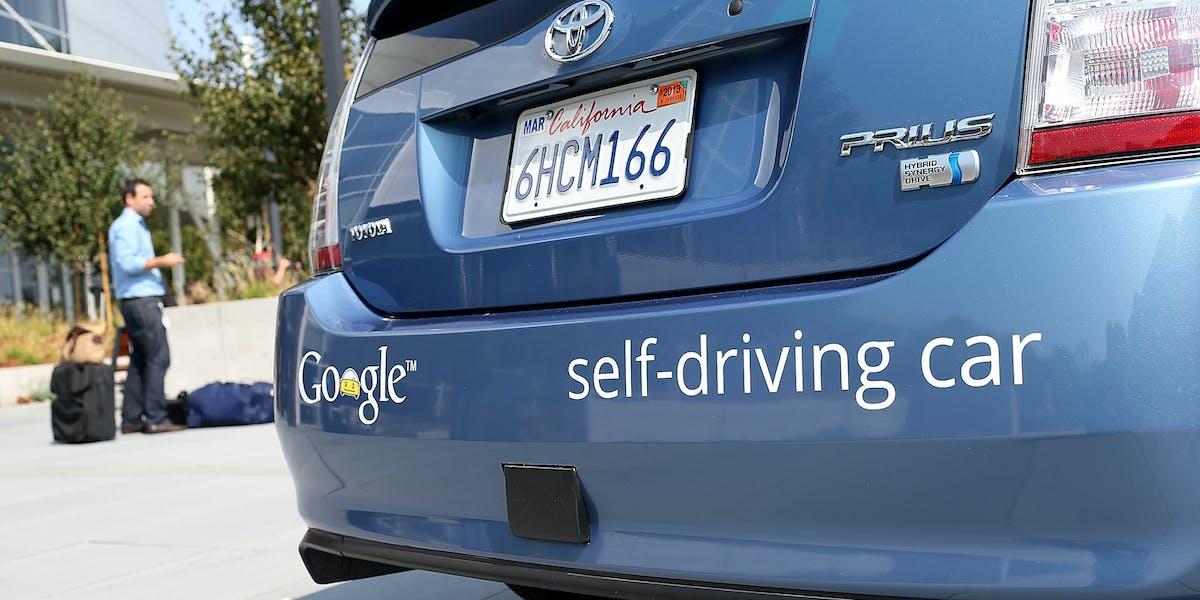 Autonomous car technology is advancing faster than autonomous car security.