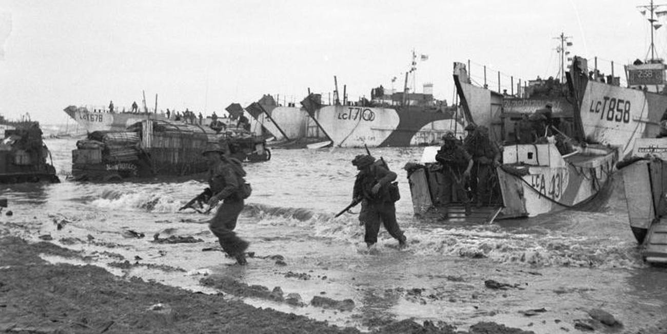 wwii, d day, normandy, operation overlord,