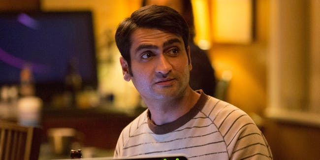 Kumail Nanjiani as Dinesh in 'Silicon Valley'